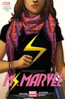 Cover of Ms Marvel