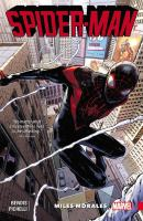 Cover of Miles Morales Spiderman