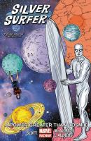 Silver Surfer. A power greater than cosmic