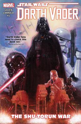 Cover image for Star Wars Darth Vader