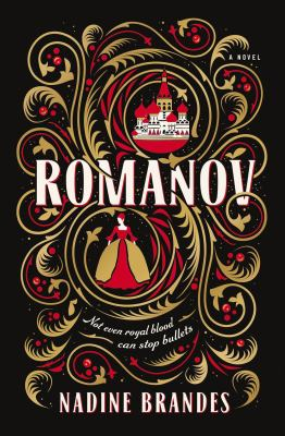 Cover image for Romanov