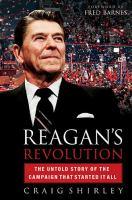 Reagan's Revolution