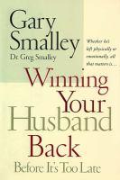 Winning Your Husband Back