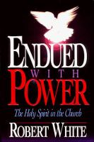 Endued With Power