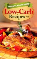 Favorite Brand Name Low-carb Recipes
