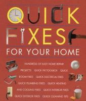 Quick Fixes for your Home