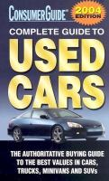 Complete Guide to Used Cars