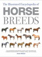 The Illustrated Encyclopedia of Horse Breeds
