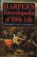 Harper's Encyclopedia Of Bible Life