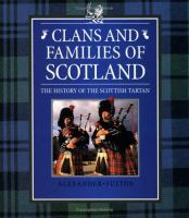 Clans and Families of Scotland