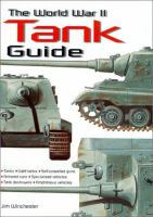 The World War II Tank Guide