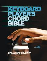 Keyboard Player's Chord Bible