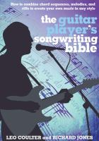 The Guitar Player's Songwriting Bible