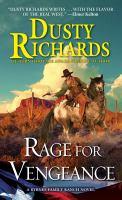 Rage for Vengeance A Byrnes Family Ranch Novel.