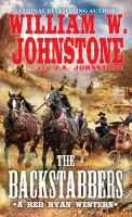 The Backstabbers: A Red Ryan Western
