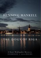 The Dogs of Riga