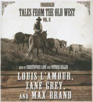 Tales From the Old West
