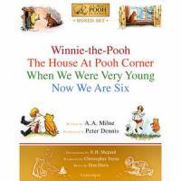 Winnie-the-Pooh Boxed Set