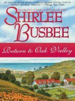 Return to Oak Valley