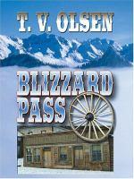 Blizzard Pass
