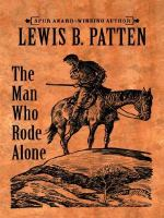 The Man Who Rode Alone