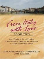 From Italy With Love, Book Two