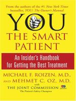 You, the Smart Patient