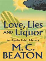 Love, Lies, and Liquor