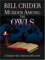 Murder Among the OWLS
