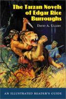 The Tarzan Novels of Edgar Rice Burroughs