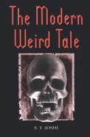 The Modern Weird Tale