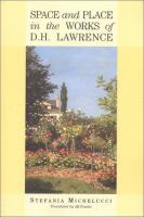 Space and Place in the Works of D.H. Lawrence