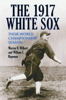 The 1917 White Sox