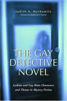 The Gay Detective Novel