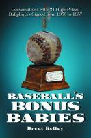 Baseball's Bonus Babies
