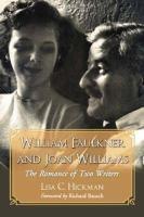 William Faulkner and Joan Williams