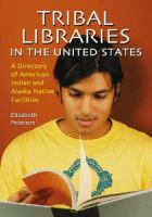 Tribal Libraries in the United States