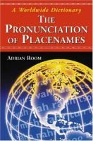 The Pronunciation of Placenames