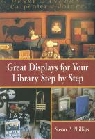 Great Displays for your Library Step by Step