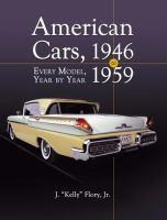 American Cars, 1946-1959