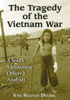 The Tragedy of the Vietnam War