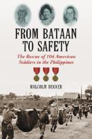 From Bataan to Safety