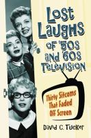 Lost Laughs of '50s and '60s Television