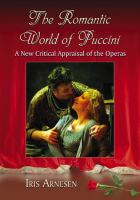 The Romantic World of Puccini