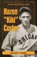 """Hazen """"Kiki"""" Cuyler"""