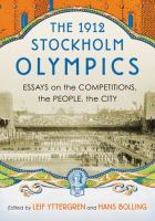 The 1912 Stockholm Olympics