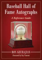 Baseball Hall of Fame Autographs