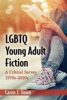 LGBTQ Young Adult Fiction