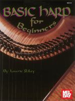 Mel Bay's Basic Harp for Beginners