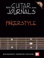 Mel Bay's Guitar Journals